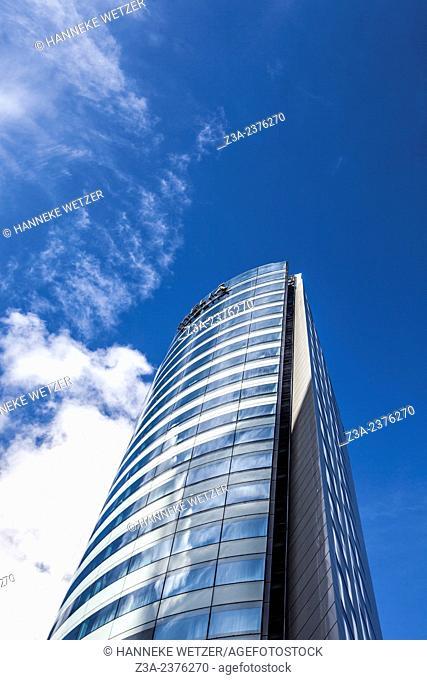 Meliá Paris La Defense, skyscraper of La Défense, Europe's largest purpose-built business district, Paris, France