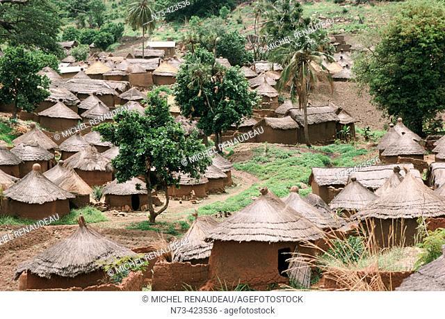 Taneka Village, Benin, Africa