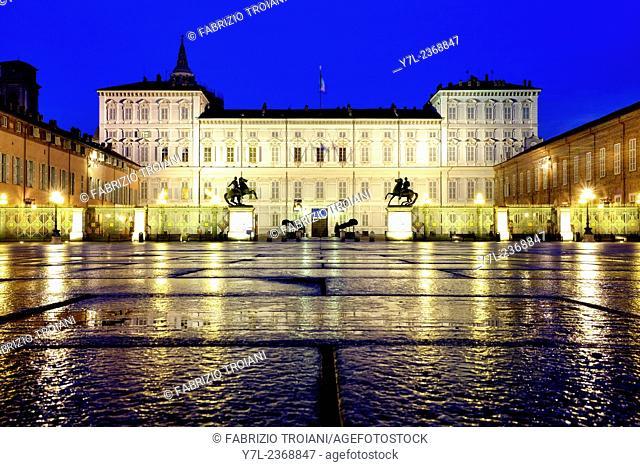 Palazzo reale di Torino, Torino, Italy