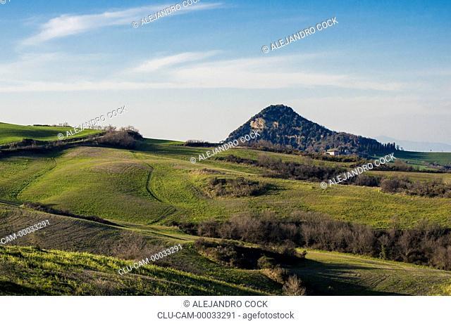 Landscape of Tuscany, Florence, Italy, Western Europe
