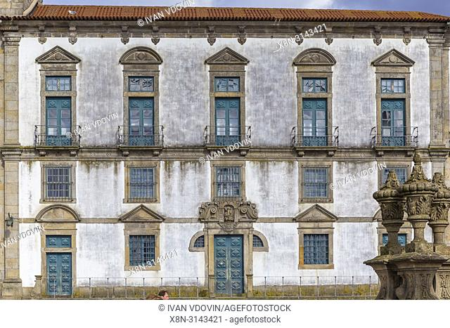 Bishop's palace (1737), Porto, Portugal