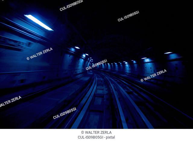 Metro, Piedmont, Turin, Italy