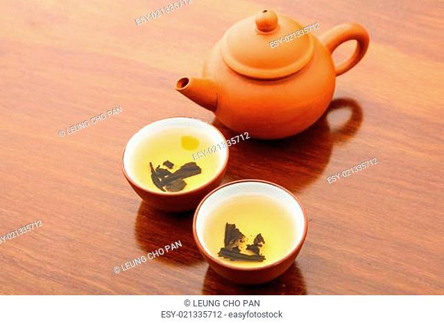 Chinese tea beverage