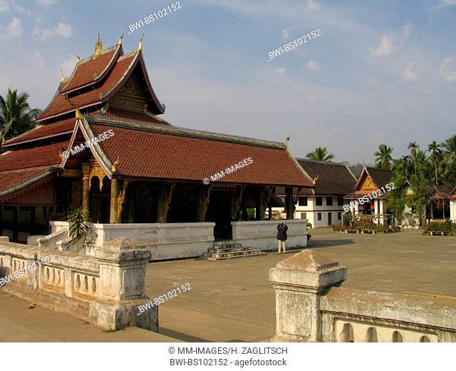 Wat Pa Houk temple, Laos, Luang Prabang