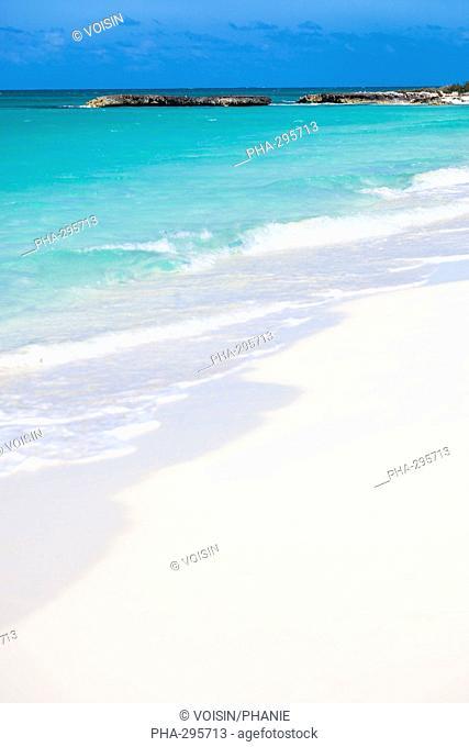 Beach in the Cayo Santa Maria, Cuba