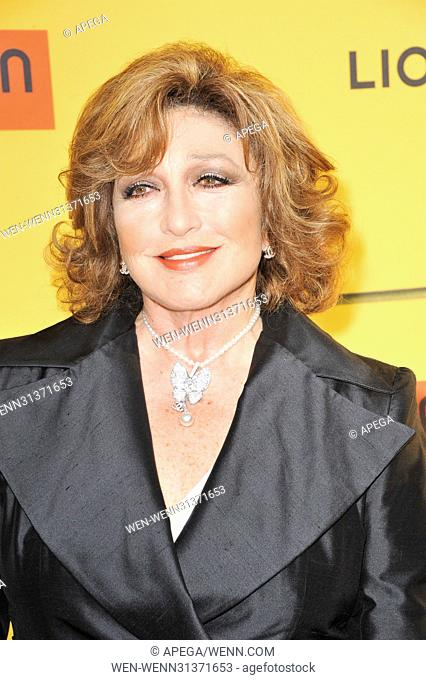 Premiere of 'How To Be A Latin Lover' - Arrivals Featuring: Angelica Maria Where: Los Angeles, California, United States When: 27 Apr 2017 Credit: Apega/WENN