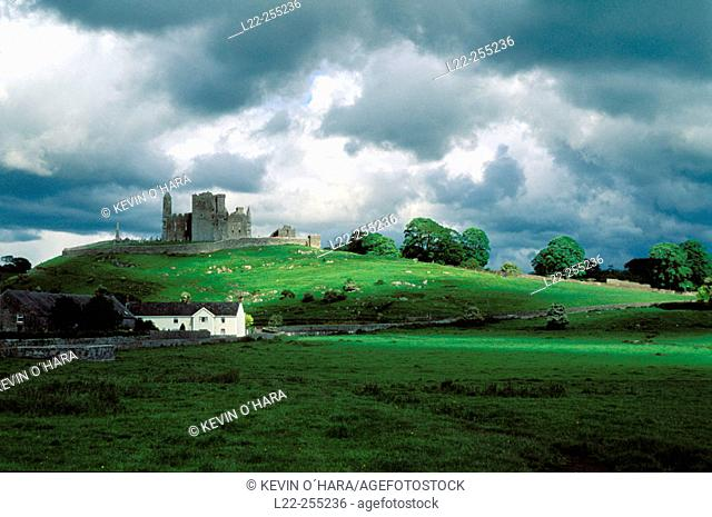 Rock of Cashel. Cashel. Ireland