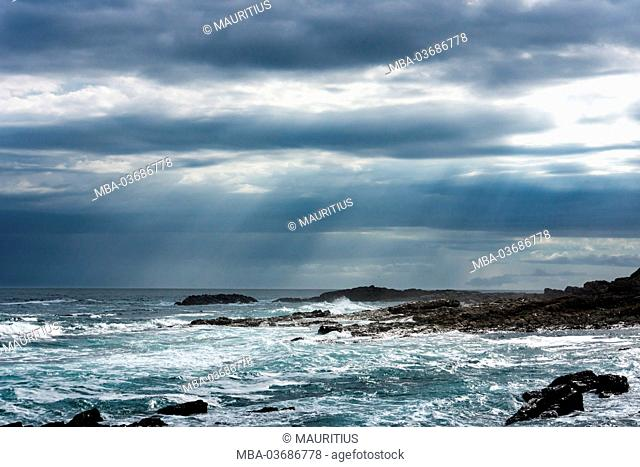 South Africa, Garden Route, Storms River Mouth