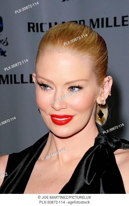Jenna Jameson at the 21st Annual Night of 100 Stars Awards Gala. Arrivals held at the Beverly Hills Hotel Crystal Ballroom in Beverly Hills, CA, February 27