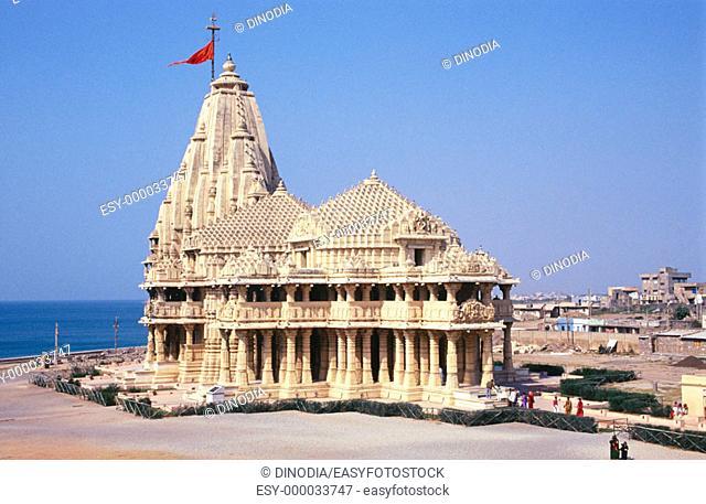 Somnath temple. Gujarat. India