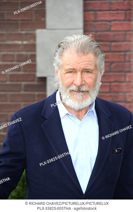 "Harrison Ford at the Universal Pictures Premiere of """"The Secret Life Of Pets 2"""". Held at the Regency Village Theatre in Los Angeles, CA, June 2, 2019"