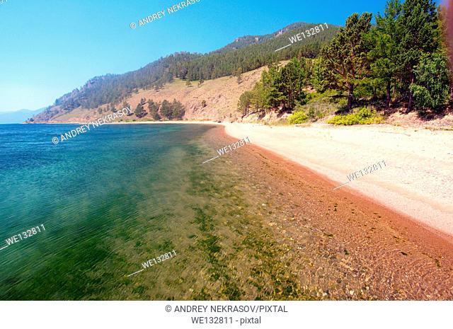 Bolshiye Koty, Lake Baikal, Siberia, Russian Federation