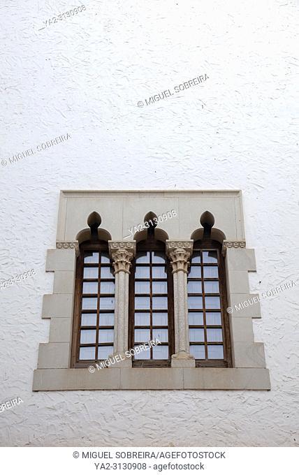 Three Moorish Windows