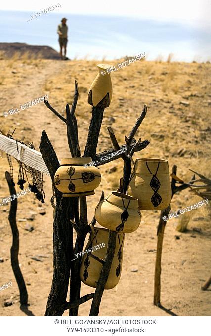 Himba Gourds - Orupembe Conservancy - Kaokoland, Namibia