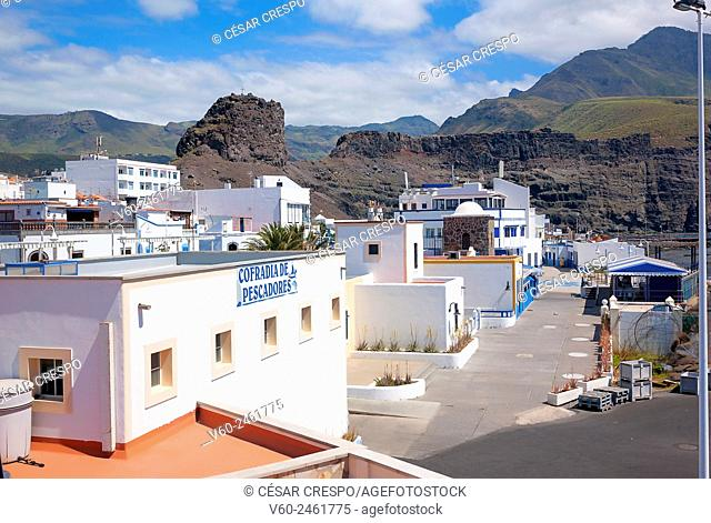 -Agaete- Canary Island Spain