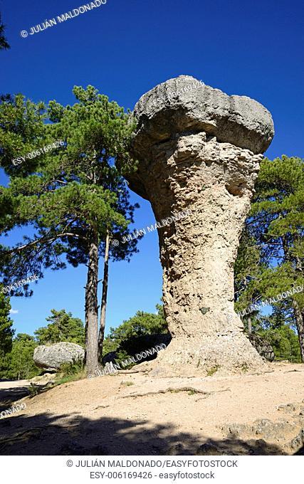 Enchanted city of Cuenca, Caastilla La Mancha, Spain
