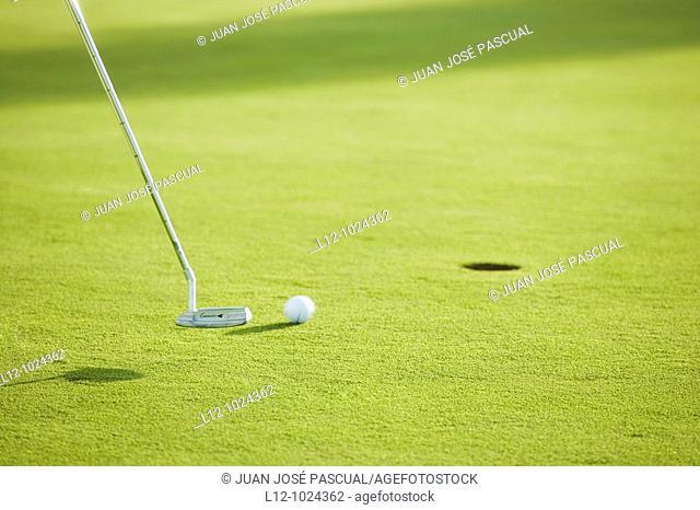 Layos Golf Club, Layos, Toledo province, Castilla la Mancha, Spain