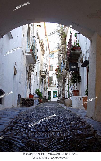 Cadaqués. Costa Brava, Girona province, Catalonia, Spain