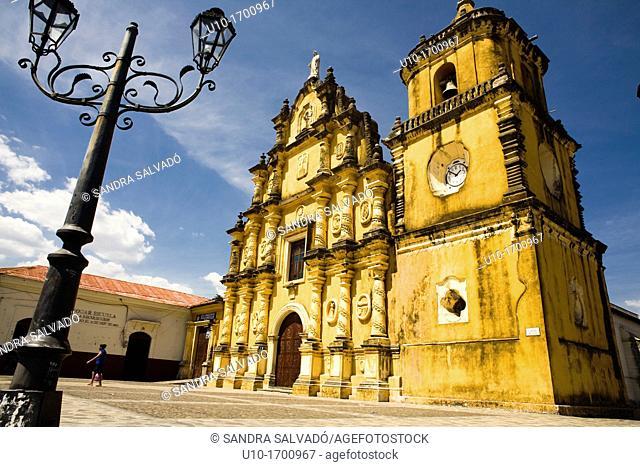 La Recoleccion Church, Leon, Nicaragua