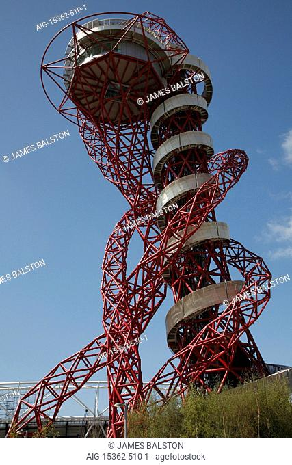 Looking up at the orbit