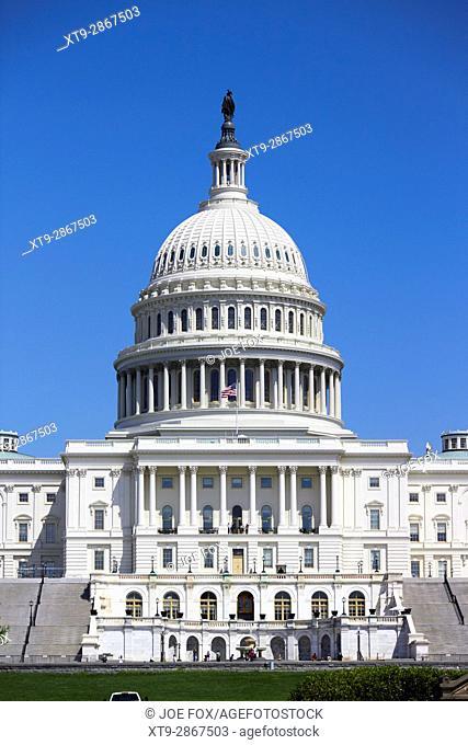 US capitol building Washington DC USA