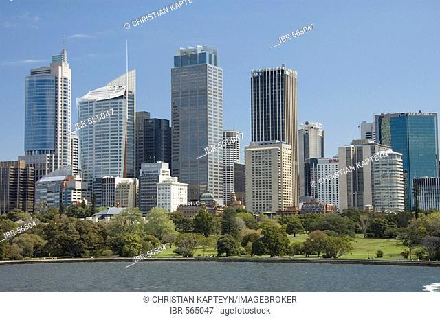 Skyline, Sydney, Australia