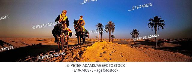 Horsemen, Tunisia