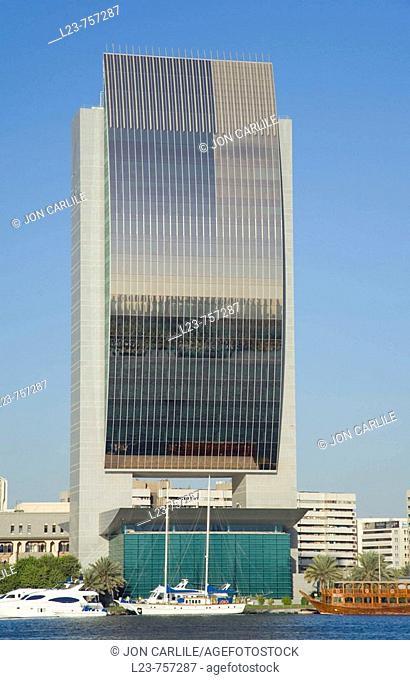 National Bank of Dubai, Dubai, United Arab Emirates
