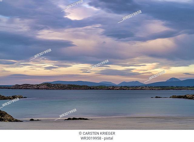 Leabgarrow, Arranmore Island, County Donegal, Ulster, Republic of Ireland, Europe