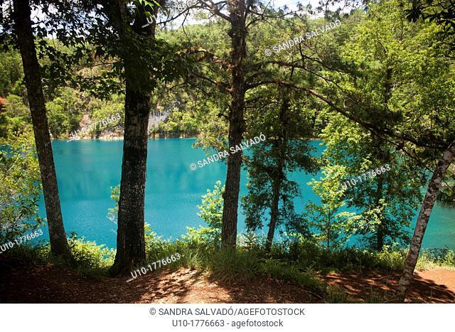 Lagunas de Montebello National Park, Chiapas, Mexico