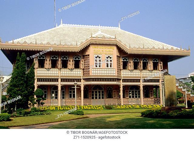 Thailand, Bangkok, Dusit, Suan Si Ruedu Residential Hall