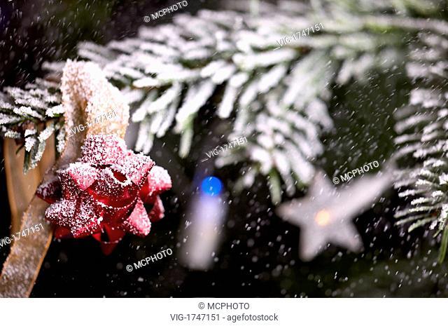Christmas decoration - 01/01/2009