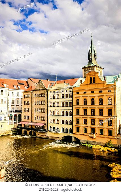 Muzeum Karlova Mostu building in Prague