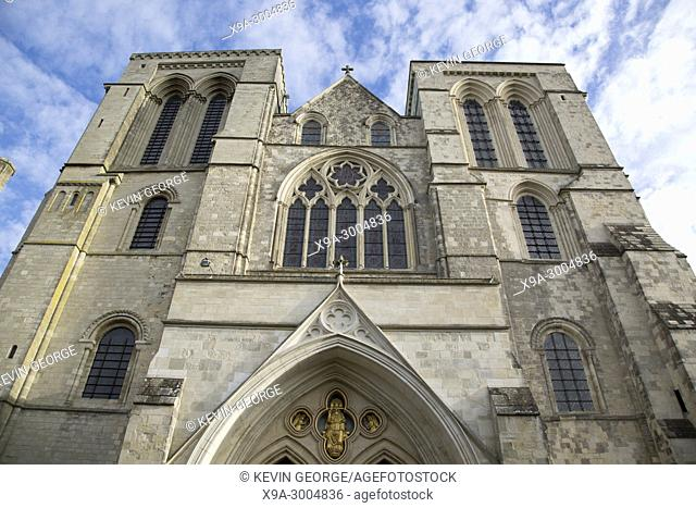 Chichester Cathedral Church; UK