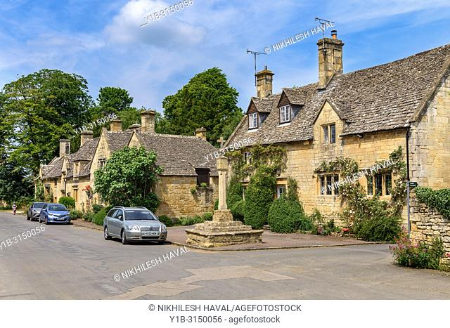 Stanton, Cotswolds Village, UK
