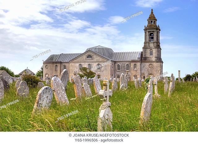 St George's Church, Portland, Dorset, United Kingdom