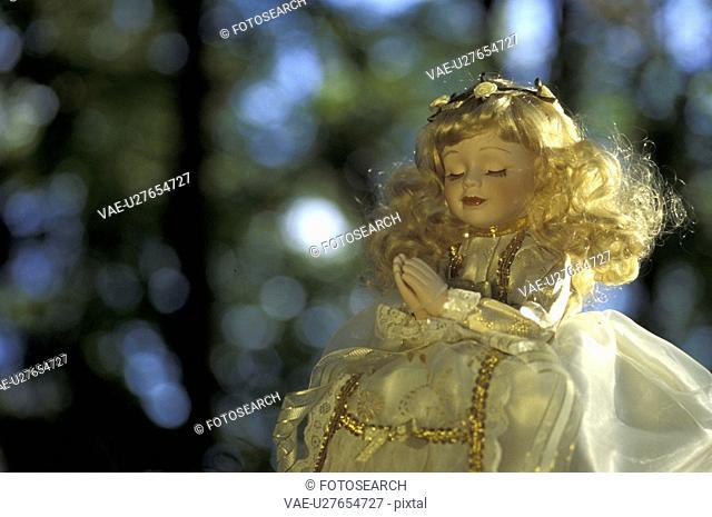 angel, cherub, blond, aichner