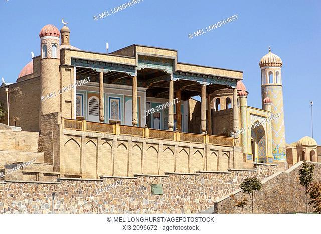 Hazret Hizr Mosque, also known as Hazrat Hizr Mosque, Samarkand, Uzbekistan
