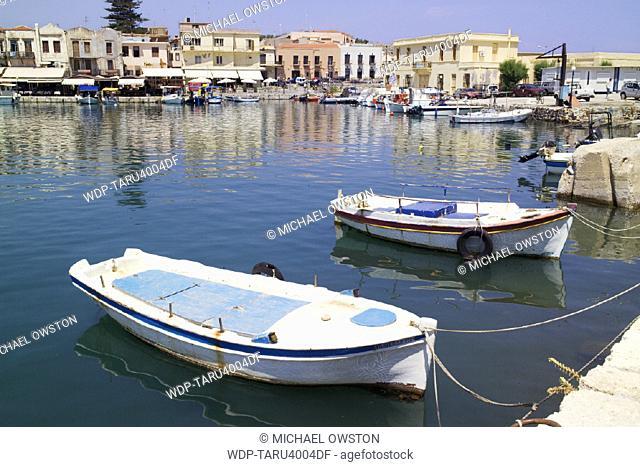 Rethymnon, Crete, Greek Islands