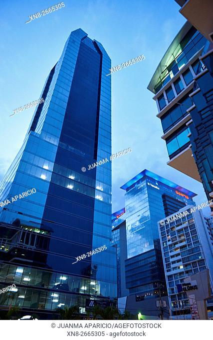 Modern Architecture, Panama City, Republic of Panama