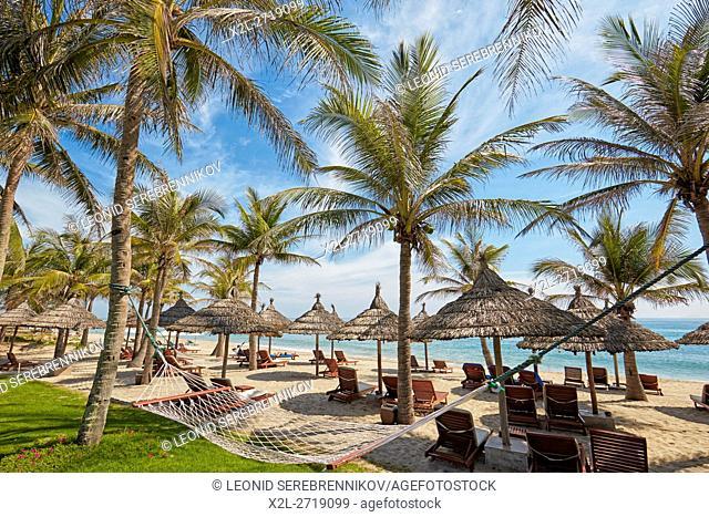 Palm Garden Beach Resort. Cu Dai beach, Hoi An, Quang Nam Province, Vietnam