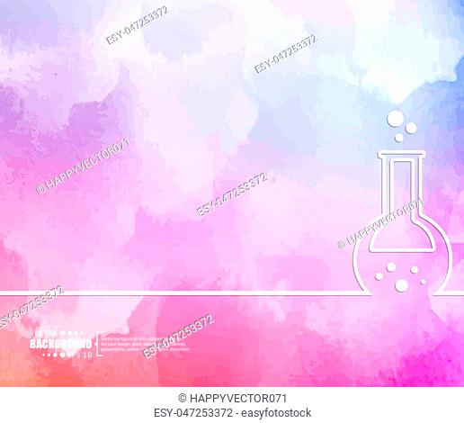 Abstract Creative concept vector background for Web and Mobile Applications, Illustration template design, business infographic, page, brochure, banner