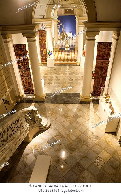 Palacio Cantón, Mérida, Yucatán, México