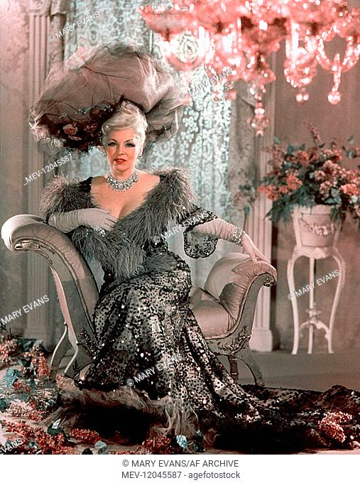 Mae West Actress 01 May 1950