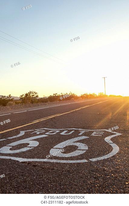 Newberry Springs, California, USA
