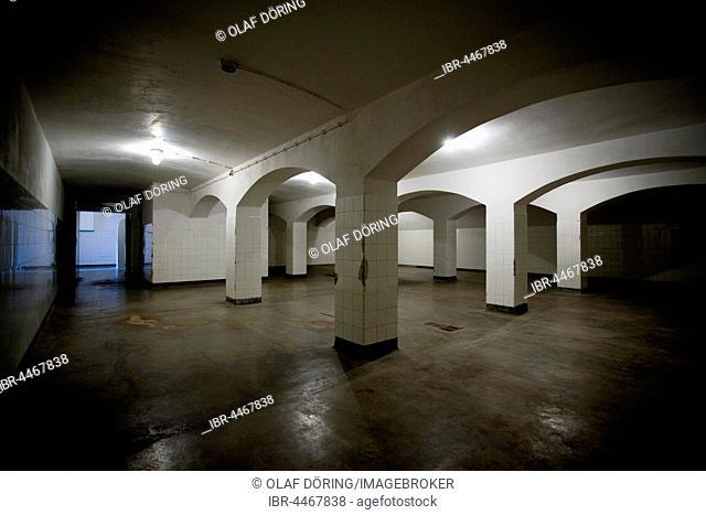 Pathology, Memorial Concentration Camp Sachsenhausen, Oranienburg, Brandenburg, Germany