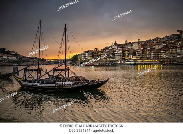 Douro River, Porto Portugal
