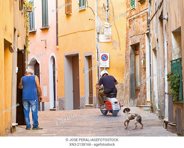 Montepulciano, Siena Province, Tuscany, Italy, Europe
