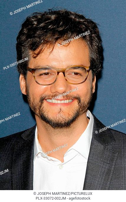 Wagner Moura at the Premiere of Netflix's Narcos Season 2 Premiere held at Arclight Hollywood in Hollywood, CA, August 24, 2016