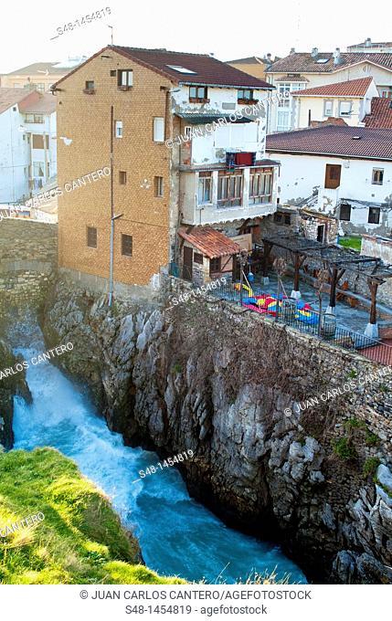 Castro Urdiales. Cantabria. Spain. Europe